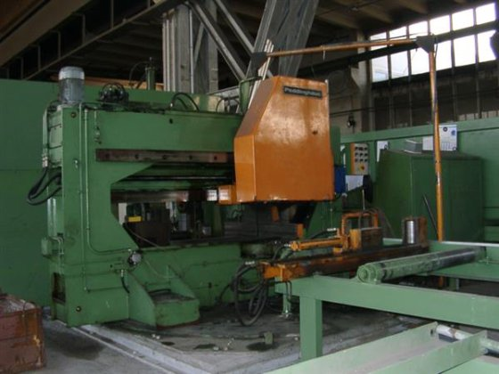 PEDDINGHAUS ABC1000/4C BEAM COPER in
