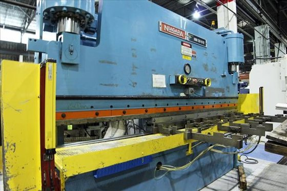 NIAGARA HBM-230-10-12 HYDRAULIC PRESS BRAKE
