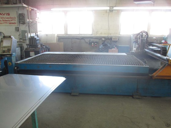 2000 100 AMP, MESSER MG,