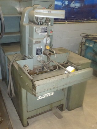 SUNNEN, MBB-1650 MANUAL HONING MACHINE