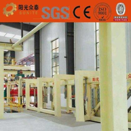 Aac Brick Making Machinery/aac Block Production Line/light