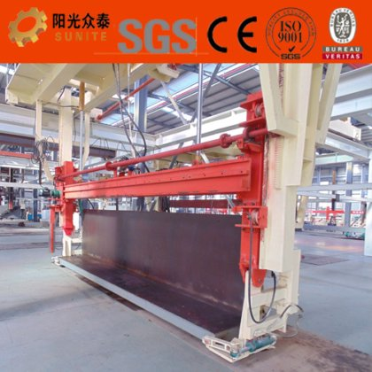 Sand or Fly Ash Light AAC Brick Making Machine in Qingdao