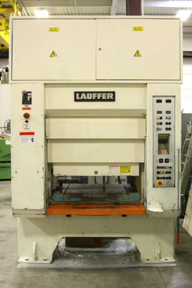 "110 Ton, Lauffer,14""Str,22"" DLO,39"" x"
