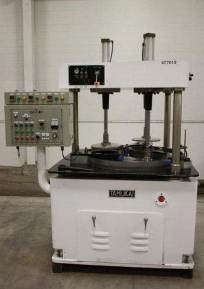 "31"",Tamukai,No.TLP-P-810,(3) Ring,Pneum Hold Down,Process Timer,Vari-Pressure,"