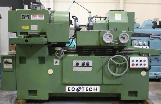 """No. M2120,Ecotech,2""""-8""""I.D. Range,8""""Grind Depth, 5.5HP.,Dresser,Tlng,Clnt"""