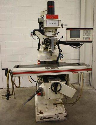 """2004 Trionics Handyman,Trionics 3-Axis CNC,10""""x50"""""""