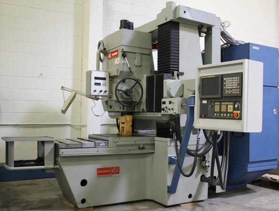 1999 No. MP-43,SIP Hauser CNC,Fanuc