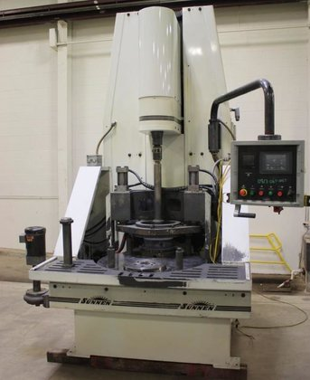 "2007 SV-3,Sunnen,24""Strk,1/2""-12""Dia.,Two-Pos Rotab,10-500RPM,10HP,PLC Interface '"