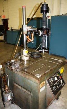 "Unitek,300-S1,5-60Amps,0.040-0.312""Electrode,Servo Head Fd,w/Vibration,26""x26""Tb #34831 in"