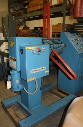 """1800 Lb., Plessey,Variable Speed,Expansion, Keepers,6"""""""
