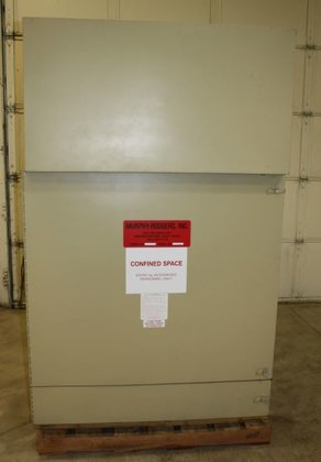 1800 CFM, Murphy-Rodgers, No. MRY-9A-T,