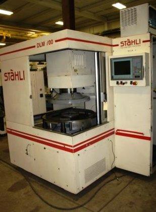 "2002 28"",Stahli,DLM 700-3,Dbl.SideHone/FineGrind,Siemens Simatic,Chilr,Load Tbls,"
