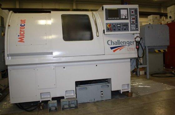 """2006 Microcut Challenger LT-52,8""""Chk,2""""Bar.,18"""" Max"""
