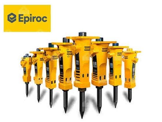Epiroc SB102 Wide chisel Point3083340910Genuine Epiroc