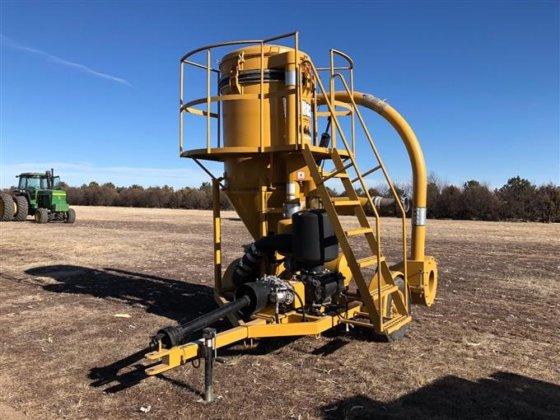 Vacboss 4066 Grain Vac W/Blowergard Filtration in Julesburg