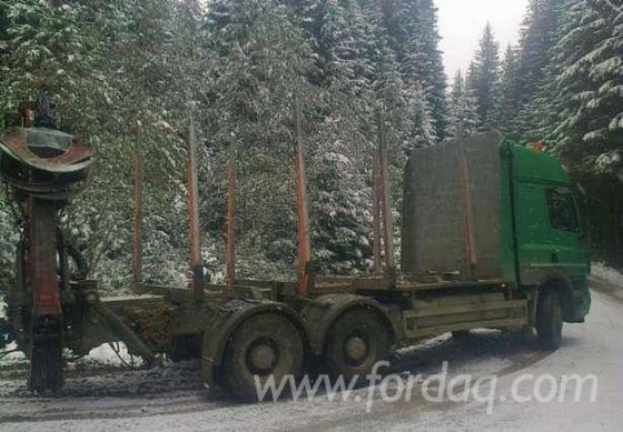 DAF CF 85480 Short Log