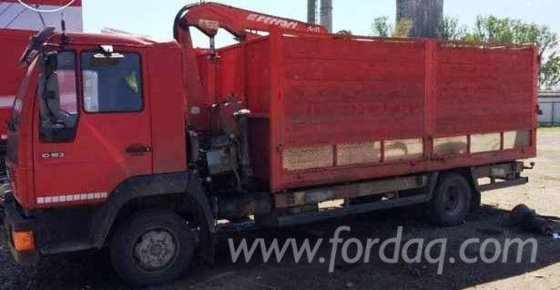 2000 MAN Truck - Lorry