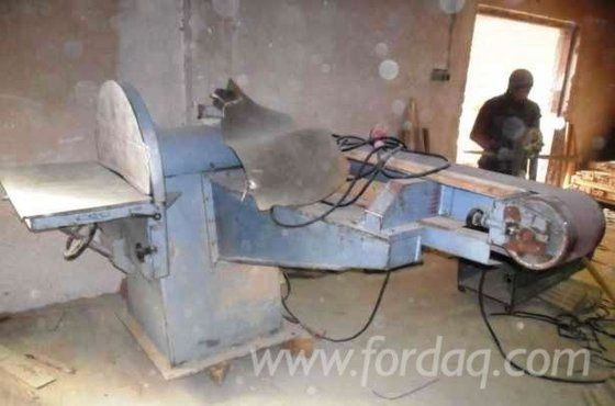 Moulding And Planing Machines -