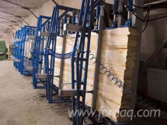 Laminated Wood Press Romania in