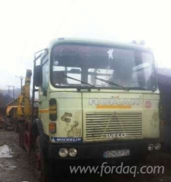 2006 Articulated Skidder Romania in