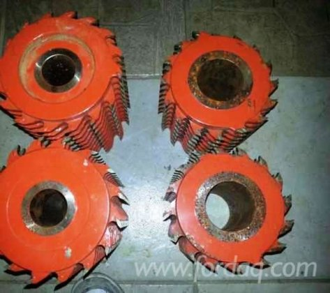 Cutters With Bore (Cutters And