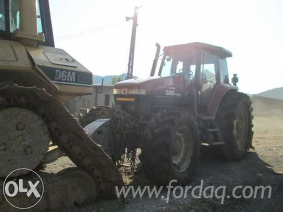 1996 NEW HOLLAND G210 Bear