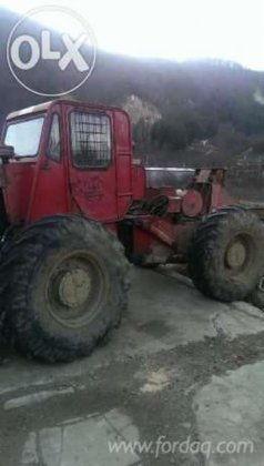 irum Articulated Skidder Romania in