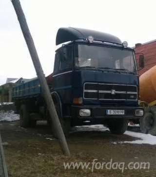 Truck - Lorry Romania in