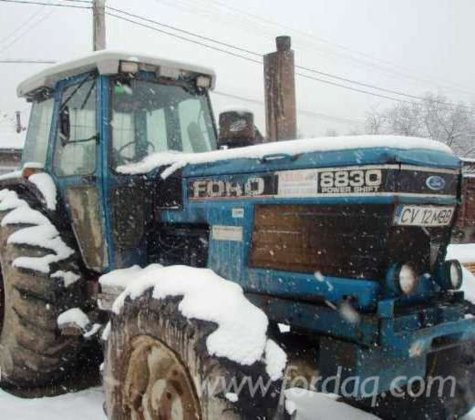 1992 Ford Forest Tractor Romania