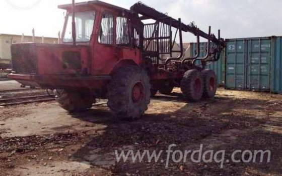 koockums Forwarder in Romania in