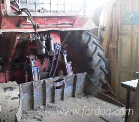 Forest Tractor Romania in Iași,