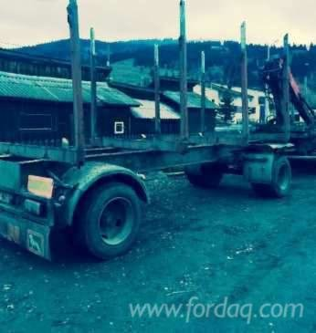 Moving-Floor Trailer in Romania in