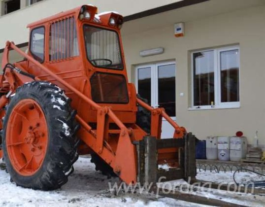 Front Stacker Romania in Lunca
