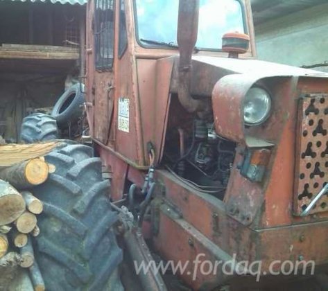 Forest Tractor Romania in Cugir,
