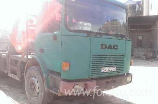 Low Loader Romania in Holda,