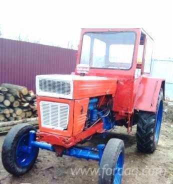 Forest Tractor Romania in Liteni,