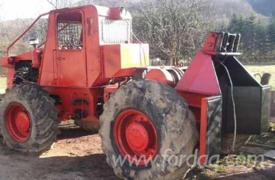 Forest Tractor Romania in Bacău,