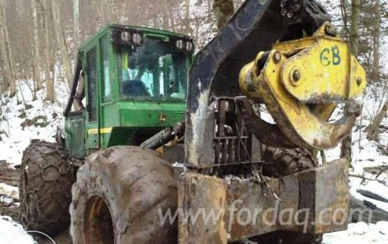 2008 John Deere Articulated Skidder