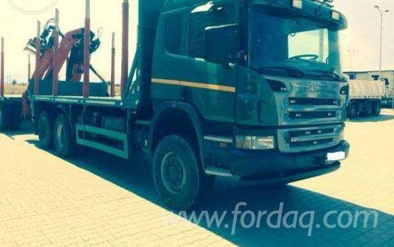 Longlog Truck Romania - 70