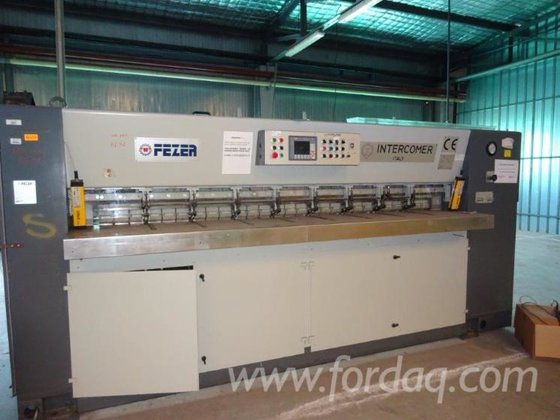 2001 Intercomer Veneer Splicers Romania
