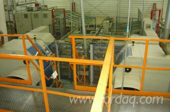 2005 OPTICUT Optimizing Saw Romania