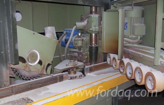 VERTONGEN Single End Tenoning Machine