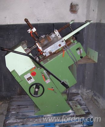 1983 Vertongen Boring Unit Romania