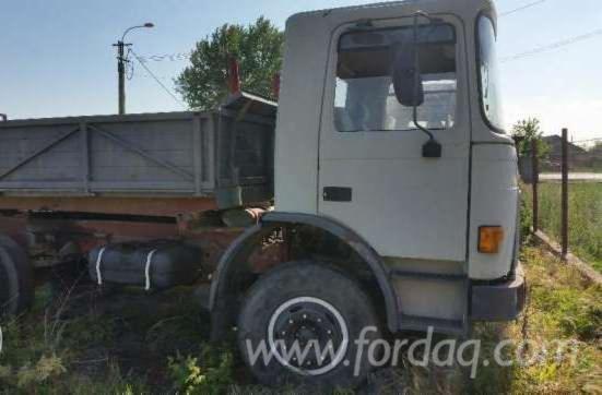 Raba Truck - Lorry in
