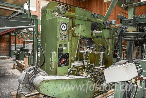 1990 CANALI TWIN ML1100 SAW