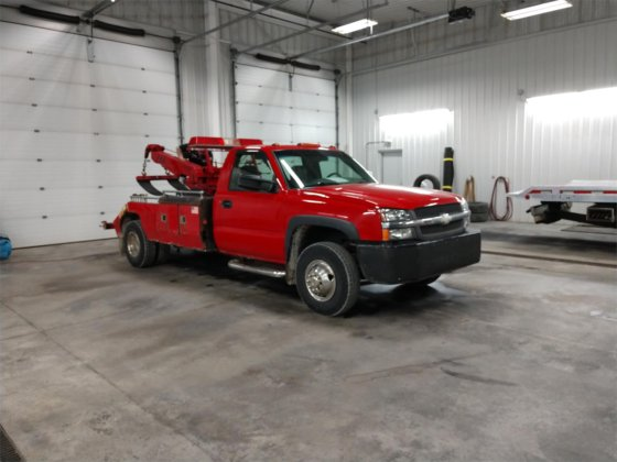 2003 CHEVROLET 3500HD in Middlebury, VT, USA