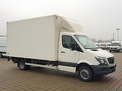 gebraucht 2013 mercedes benz sprinter 513 cdi koffer maxi. Black Bedroom Furniture Sets. Home Design Ideas
