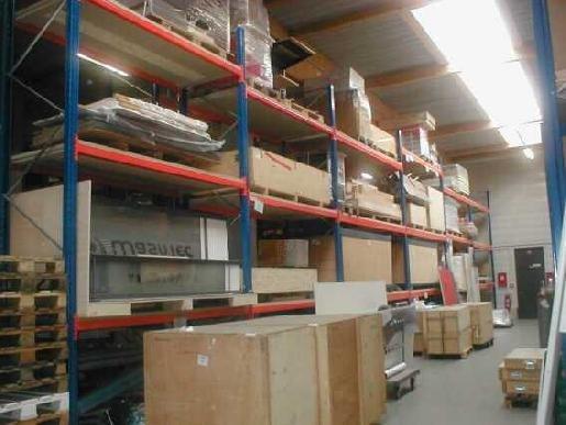 SLP SL Pallet rack in
