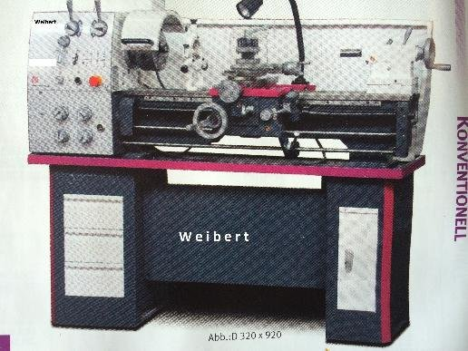Weibert D320x920 Rotating Benches in