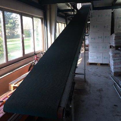 Belt conveyors 0, 75 m